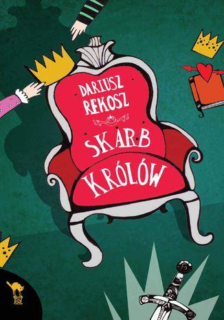 Okładka książki/ebooka Skarb królów