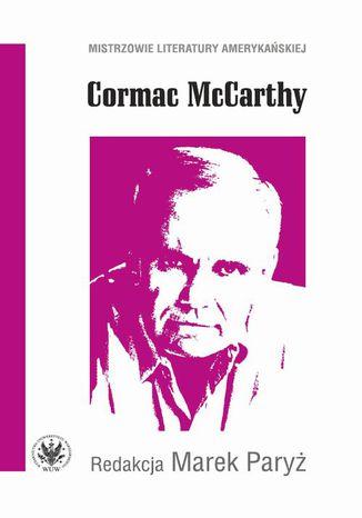 Okładka książki/ebooka Cormac McCarthy