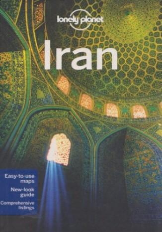 Okładka książki/ebooka Iran. Przewodnik Lonely Planet