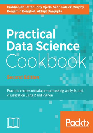 Okładka książki/ebooka Practical Data Science Cookbook - Second Edition
