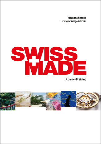 Okładka książki/ebooka Swiss Made