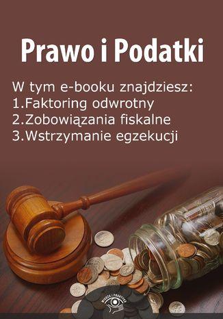 Okładka książki/ebooka Prawo i Podatki, wydanie październik 2014 r