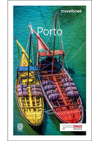 Okładka książki/ebooka Porto. Travelbook. Wydanie 2
