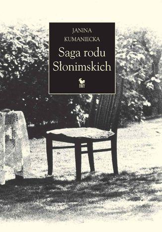 Okładka książki/ebooka Saga rodu Słonimskich