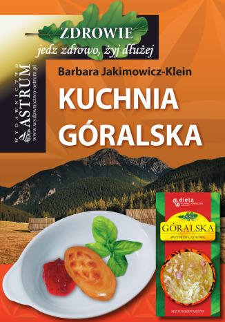 Okładka książki/ebooka Kuchnia góralska
