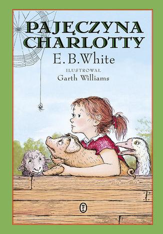 Okładka książki/ebooka Pajęczyna Charlotty