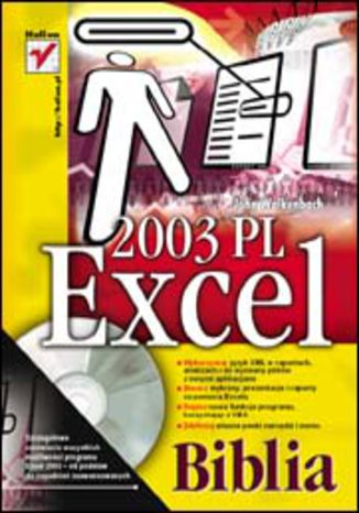 Okładka książki/ebooka Excel 2003 PL. Biblia