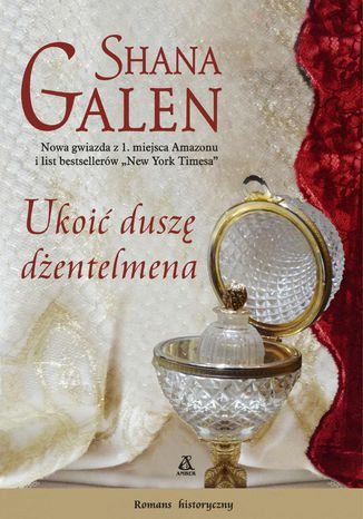 Okładka książki/ebooka Ukoić duszę dżentelmena