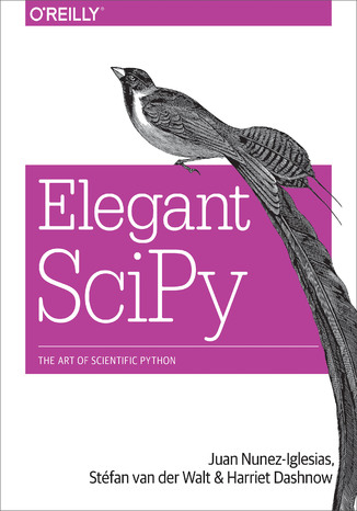 Okładka książki/ebooka Elegant SciPy. The Art of Scientific Python