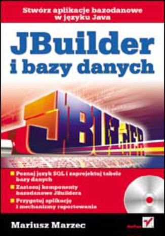 Okładka książki/ebooka JBuilder i bazy danych