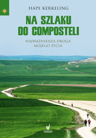 Okładka książki/ebooka Na szlaku do Composteli