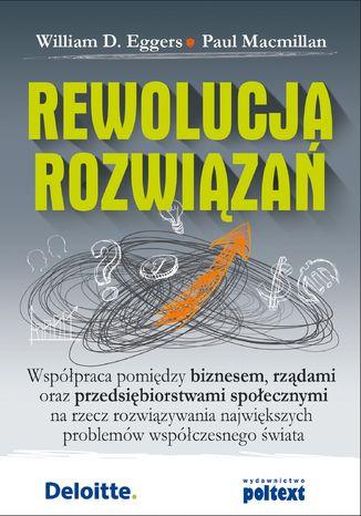 Okładka książki/ebooka Rewolucja rozwiązań