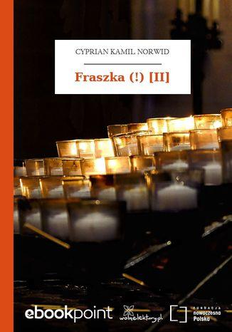 Okładka książki/ebooka Fraszka (!) [II]