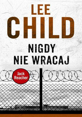 Okładka książki/ebooka Jack Reacher. Nigdy nie wracaj