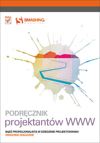 Okładka książki/ebooka Podręcznik projektantów WWW. Smashing Magazine
