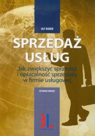 Okładka książki/ebooka Sprzedaż usług