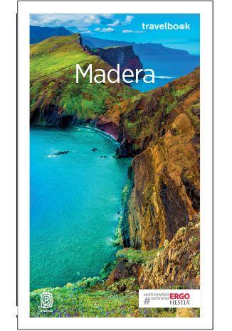 Okładka książki Madera. Travelbook. Wydanie 3