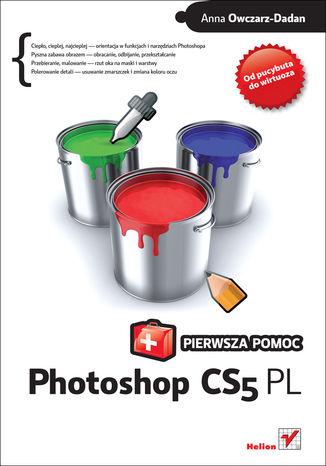 Okładka książki/ebooka Photoshop CS5 PL. Pierwsza pomoc