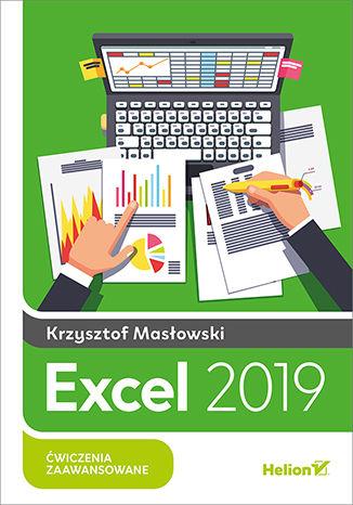 Okładka książki/ebooka Excel 2019. Ćwiczenia zaawansowane