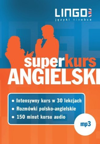 Okładka książki/ebooka Angielski. Superkurs