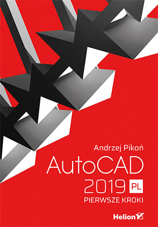 Okładka książki/ebooka AutoCAD 2019 PL. Pierwsze kroki