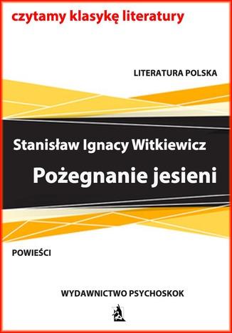 Okładka książki/ebooka Pożegnanie jesieni