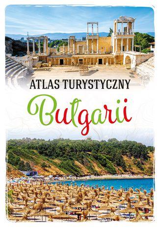 Okładka książki/ebooka Atlas turystyczny Bułgarii