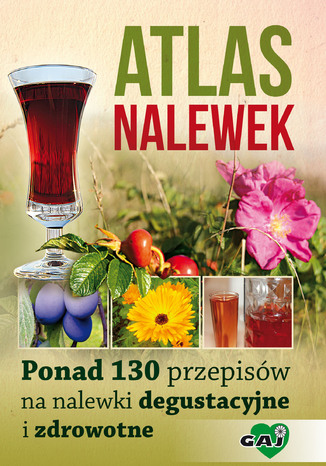 Okładka książki/ebooka Atlas nalewek