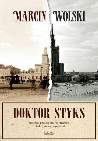 Okładka książki/ebooka Doktor Styks
