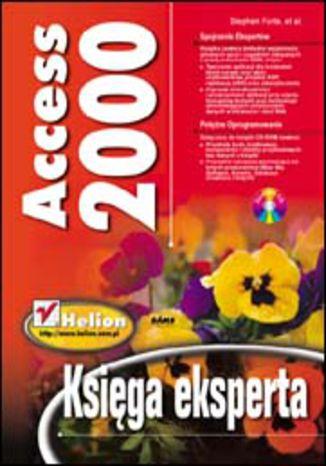 Okładka książki/ebooka Access 2000. Księga eksperta