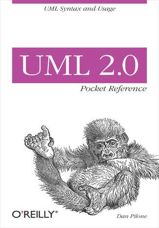 Okładka książki/ebooka UML 2.0 Pocket Reference. UML Syntax and Usage