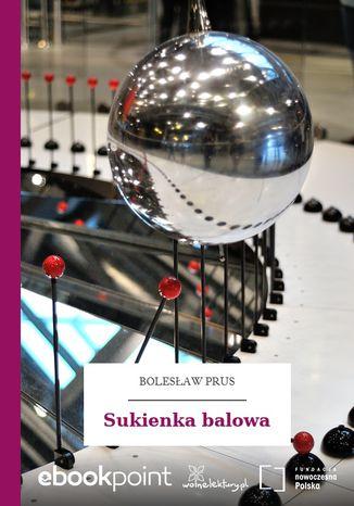 Okładka książki/ebooka Sukienka balowa