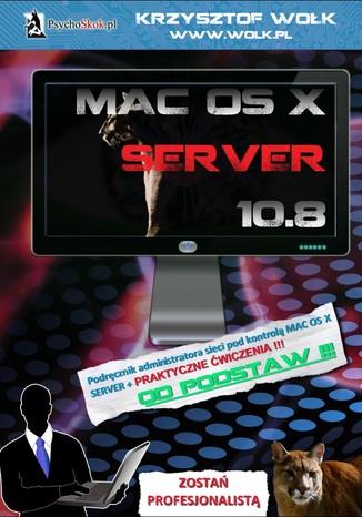 Okładka książki/ebooka Mac OS X Server 10.8