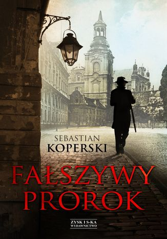 Okładka książki/ebooka Fałszywy prorok