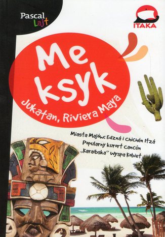 Okładka książki/ebooka Meksyk. Przewodnik Pascal Lajt