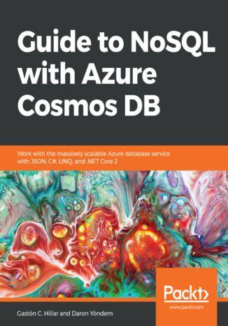 Okładka książki/ebooka Guide to NoSQL with Azure Cosmos DB