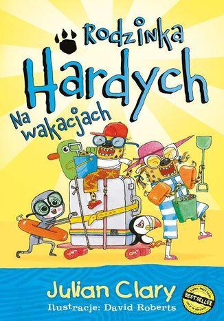 Okładka książki/ebooka Rodzinka Hardych. Na wakacjach