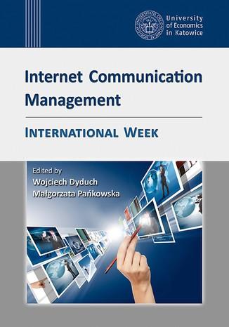 Okładka książki/ebooka Internet Communication Management. International Week