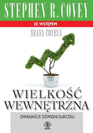Okładka książki/ebooka Wielkość wewnętrzna