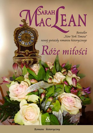 Okładka książki/ebooka Róże miłości