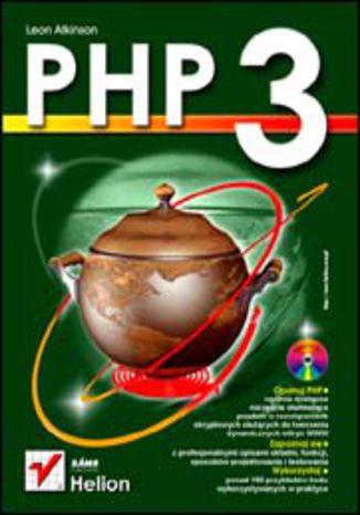 Okładka książki/ebooka PHP 3