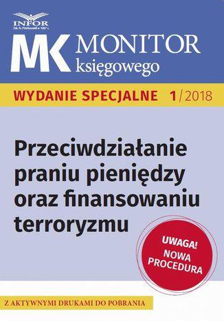 Okładka książki/ebooka Przeciwdziałanie praniu pieniędzy oraz finansowaniu terroryzmu  nowe procedury