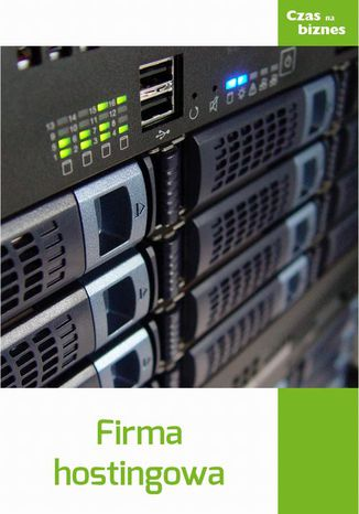 Okładka książki/ebooka Firma hostingowa