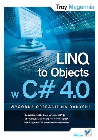 Okładka książki/ebooka LINQ to Objects w C# 4.0