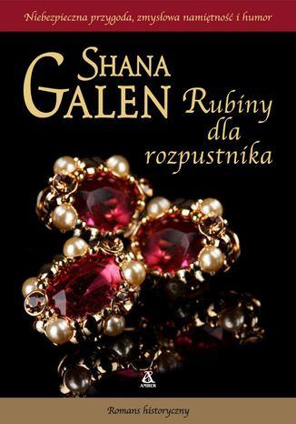 Okładka książki/ebooka Rubiny dla rozpustnika
