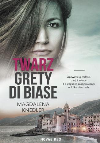 Okładka książki/ebooka Twarz Grety di Biase