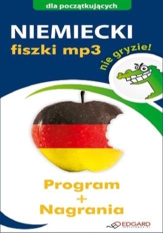 Okładka książki/ebooka Niemiecki nie gryzie! Fiszki