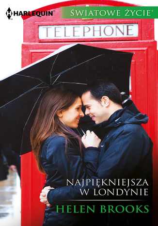 Okładka książki/ebooka Najpiękniejsza w Londynie