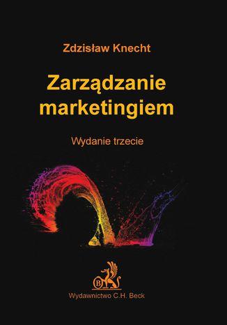Okładka książki/ebooka Zarządzanie marketingiem