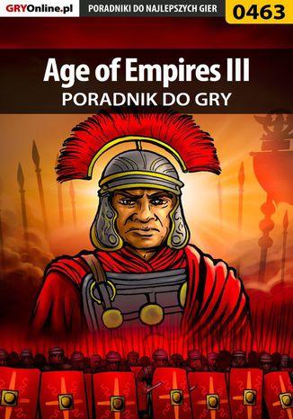 Okładka książki/ebooka Age of Empires III - poradnik do gry